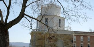 Hopkins Observatory at Williams College Williamstown
